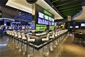 Dave and Buster Interior