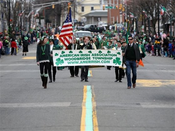 st. patricks day parade