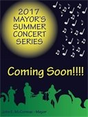Concerts Coming Soon