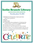 Iselin Branch 50th Anniversary
