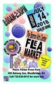Barron Arts Center Flea Market Returns on Sat., July 14