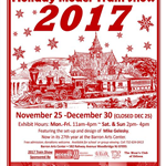 The BAC Holiday Model Train Show 2017