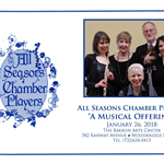 All Seasons Chamber Players 2018