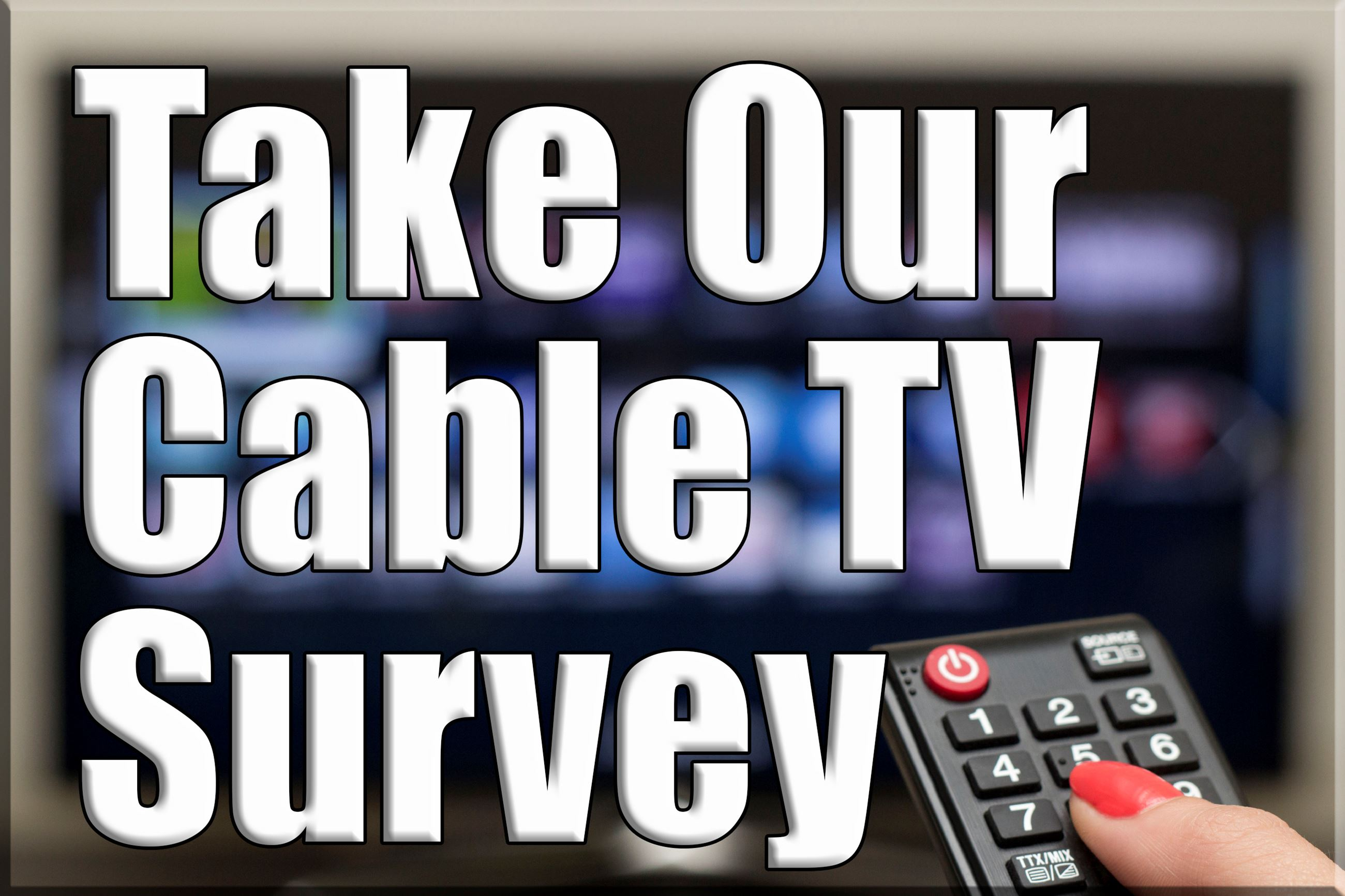 Cable_TV_survey