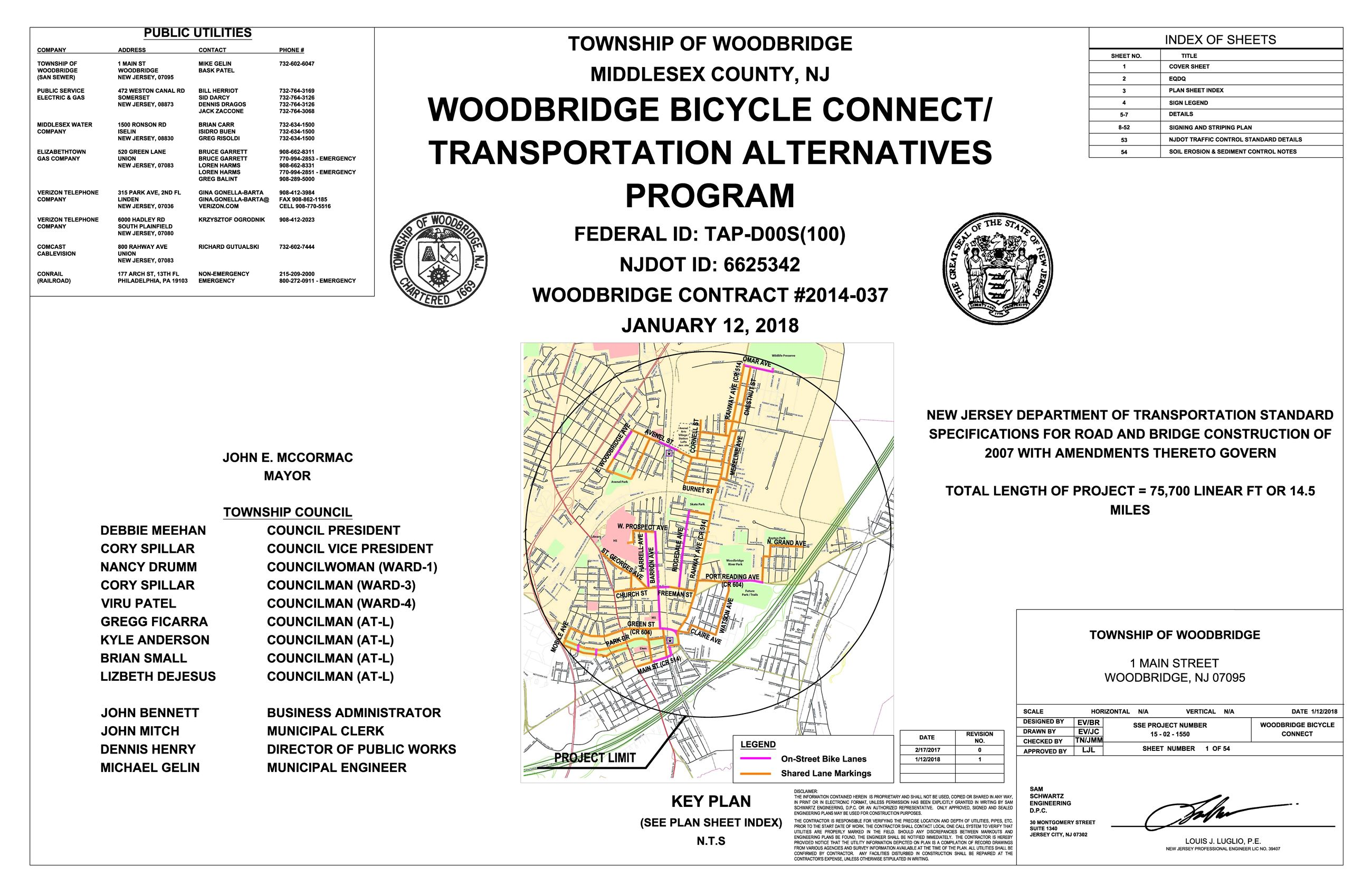 Woodbridge Bicycle Connect