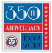 350th anniversary