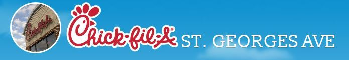 Chick-Fil-A St GeorgesAve Store Logo - 2017