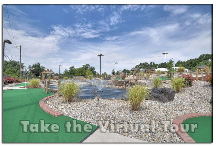 MiniGolf Virtual Tour