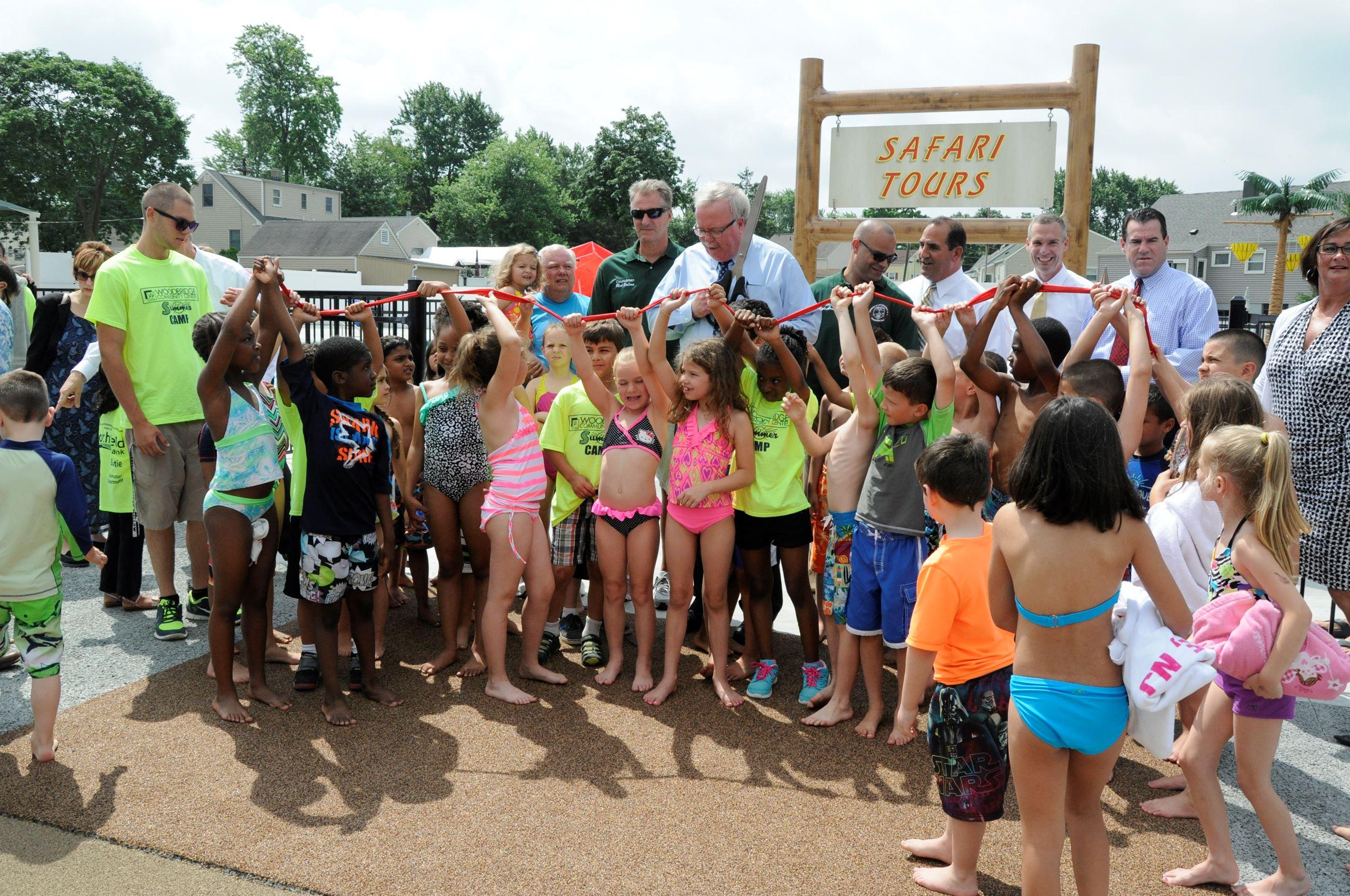 Highland Grove Pool & Spray Park | Woodbridge Township, NJ