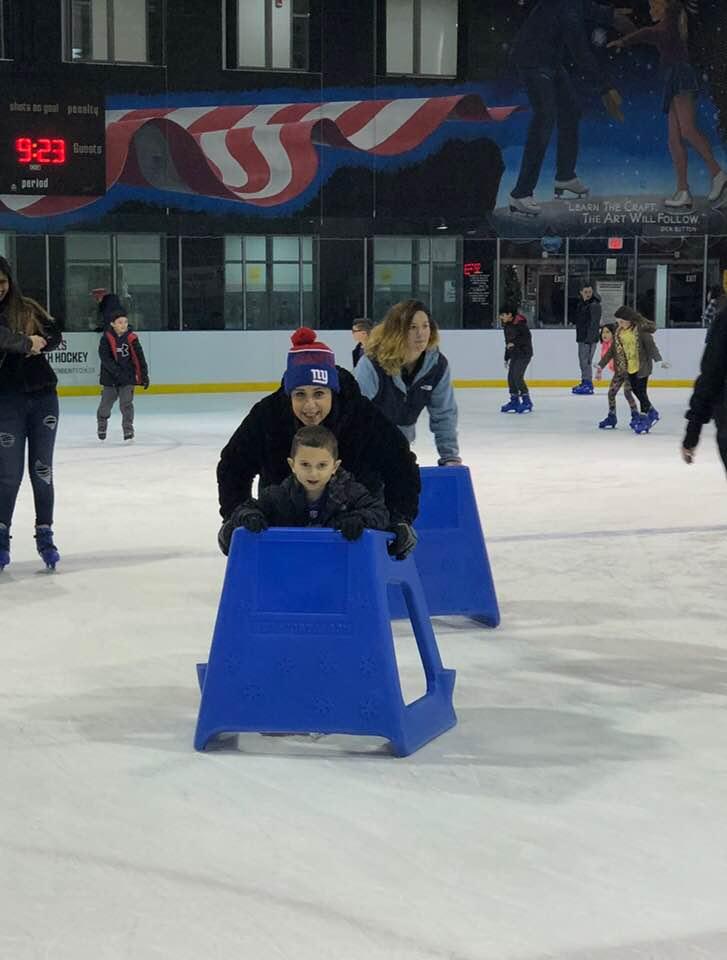 Open Public Ice Skating Woodbridge Township Nj
