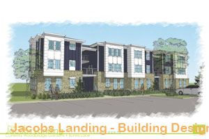 Jacobs Landing - Building Design - 2017